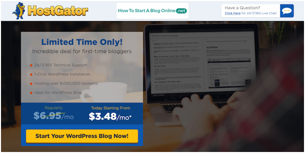 Since HostGator is my go-to source for hosting, I've negotiated a special  50% discount for my readers, so make sure you use the link in this article.